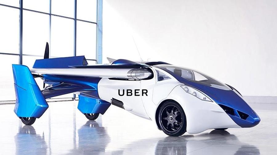 Uber planea con la NASA el desarrollo de la movilidad aérea urbana