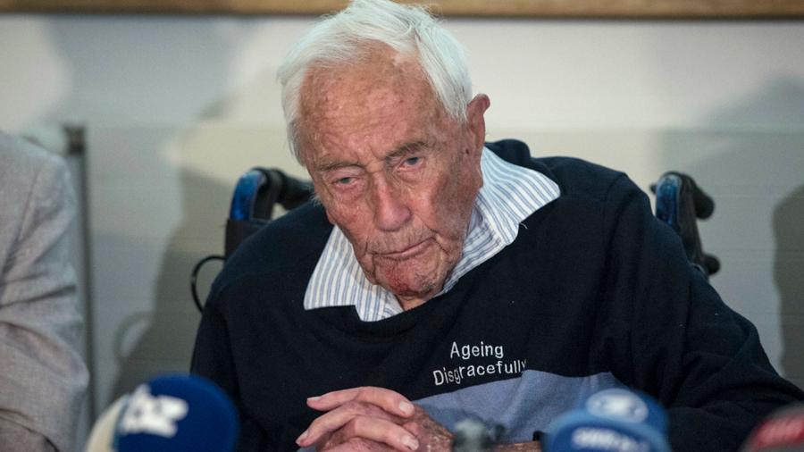 El científico de 104 años David Goodall se quita la vida con un fármaco mortal en Suiza