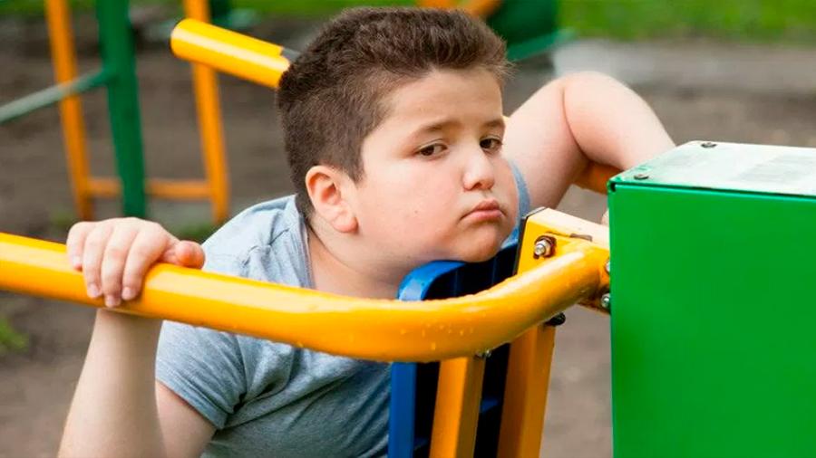 Descubren un vínculo entre obesidad y depresión en la infancia