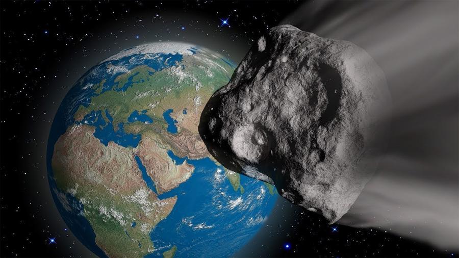 Un asteroide de 100 metros pasará cerca de la Tierra este martes