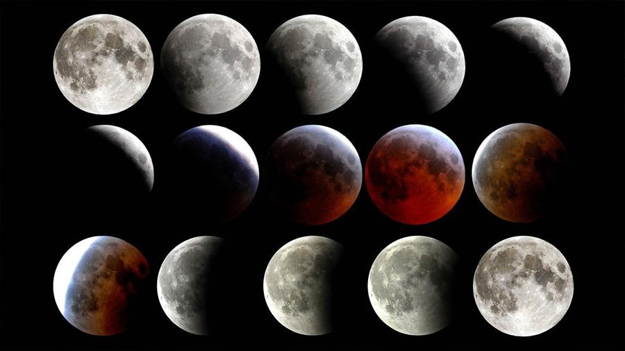 El eclipse lunar más largo del siglo ocurrirá muy pronto: un par de meses