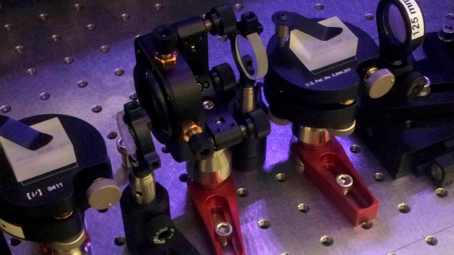 Crean una máquina cuántica que vibra y está quieta al mismo tiempo