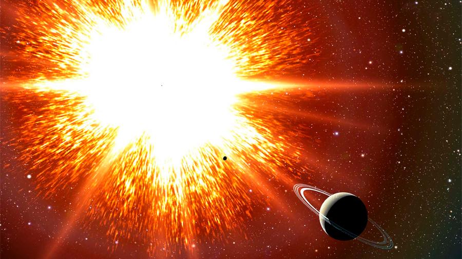 Una supernova hace 2,5 millones de años ajustó la vida sobre la Tierra