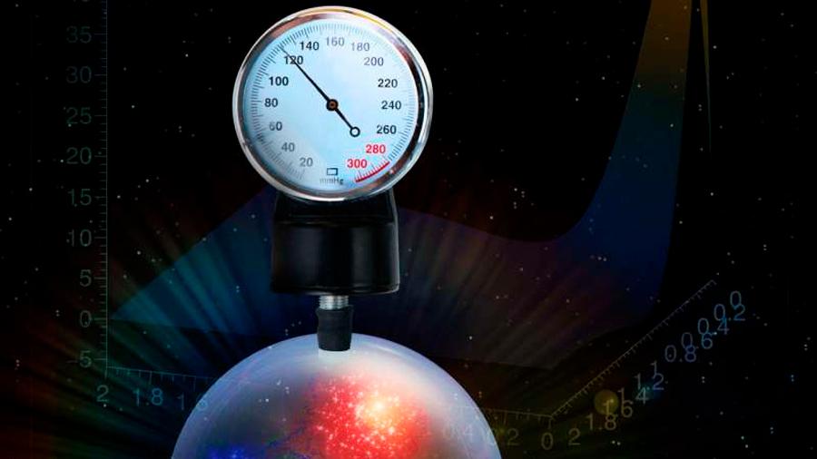 La presión en un protón es diez veces la de una estrella de neutrones