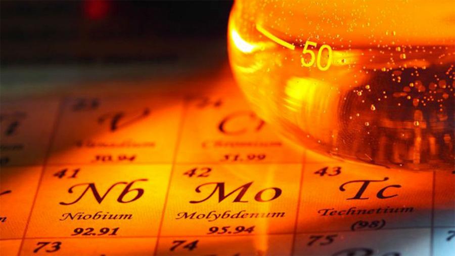 Todos los elementos de la tabla periódica se pueden convertir en un gas