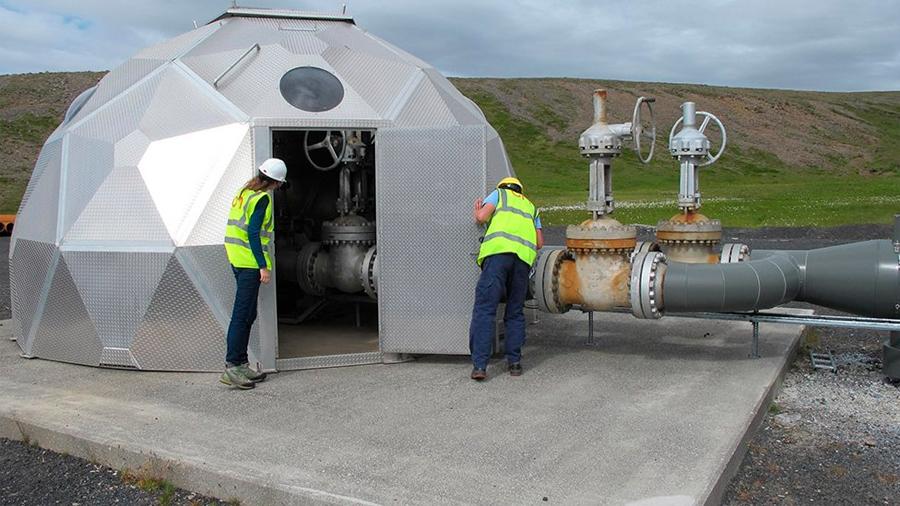 """Islandia: revolucionario experimento """"digiere"""" emisiones de carbono para convertirlas en rocas... para siempre"""