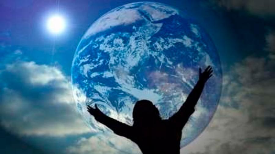 Los humanos somos apenas una diezmilésima parte de la vida del planeta