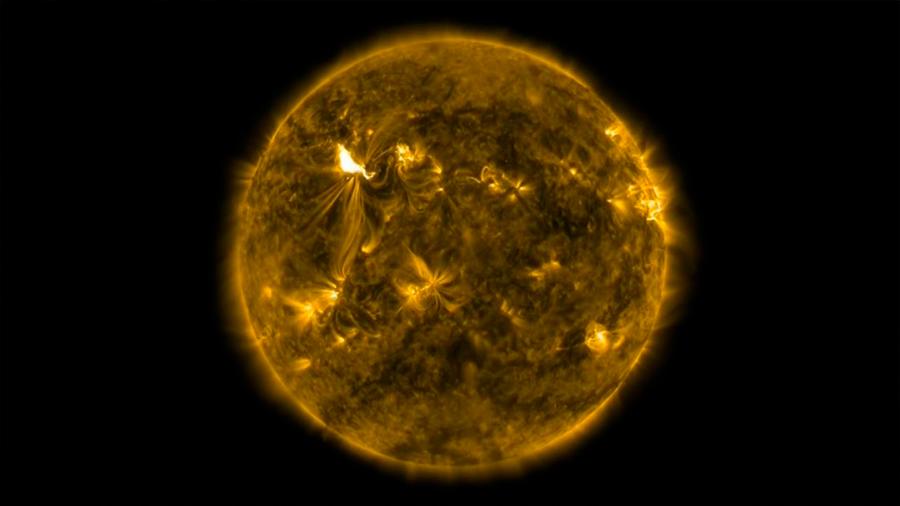 Un científico británico reveló cómo suena el sol