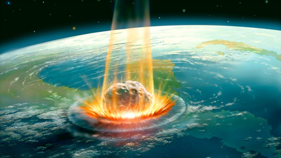 El asteroide Chicxulub calentó la Tierra durante 100,000 años