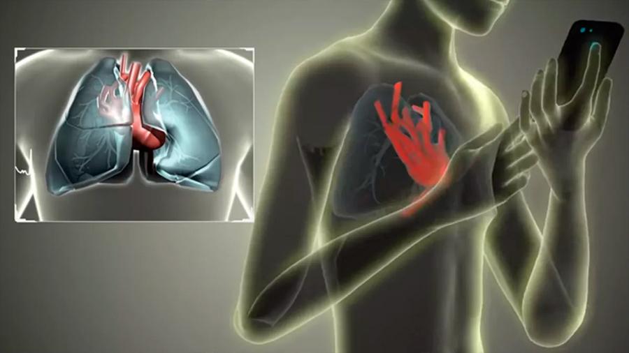 Biosensor te avisa si vas a tener un ataque al corazón