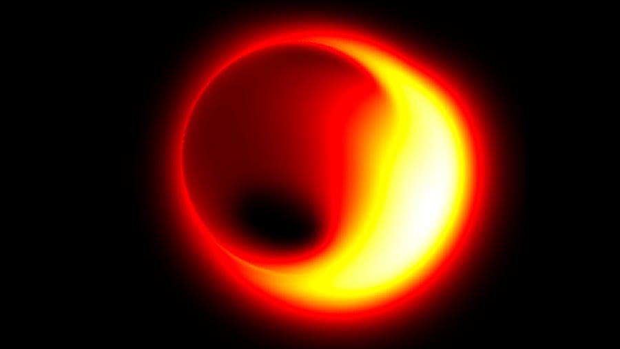 Los astrónomos están más cerca de ver la sombra del agujero negro central de la galaxia