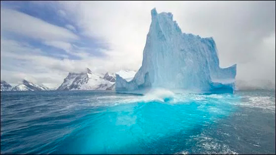 Quieren remolcar icebergs desde la Antártida a Ciudad del Cabo para acabar con la sequía