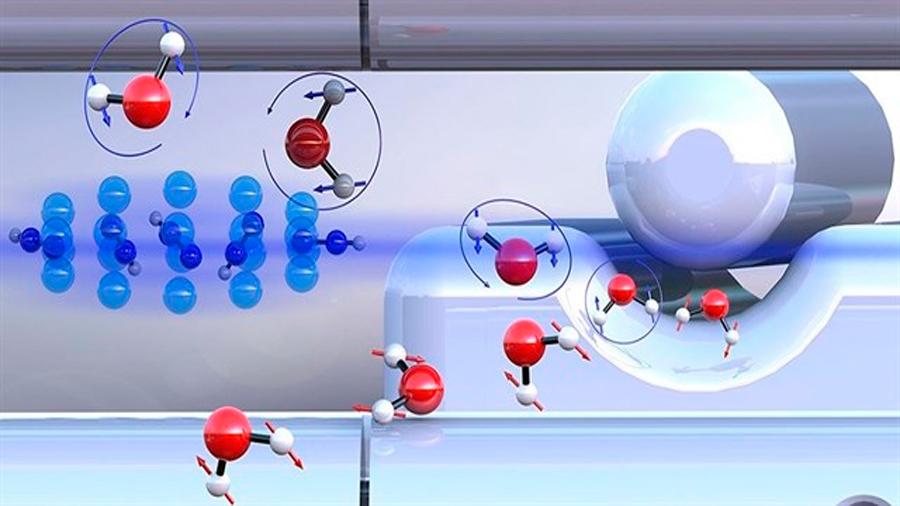 Investigadores logran la primera separación química de las dos formas del agua