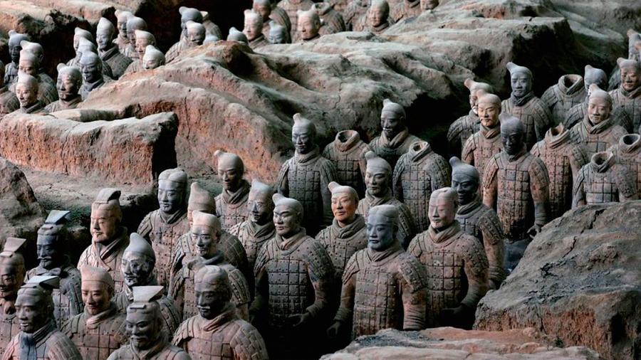 La desconocida historia del hombre que descubrió los famosos Guerreros de Terracota de China