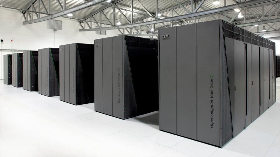 Supercomputadora que hace 12 billones cálculos por segundo - Info ...
