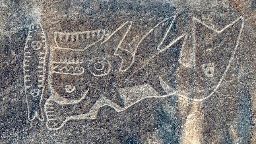 Así son las fascinantes nuevas figuras de Nasca descubiertas en Perú