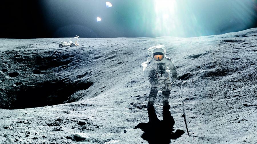 Cómo recuerdan haber estado en la Luna los últimos 4 astronautas vivos que la pisaron