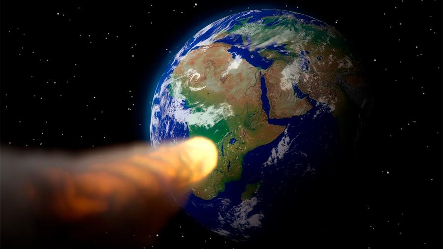 Un pequeño asteroide explota sobre África horas después del aviso de impacto