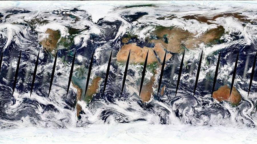 La NASA ofrece acceso libre a 20 años de observación de la Tierra