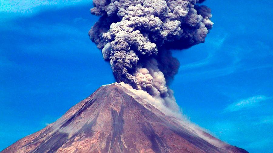 Los diez volcanes más peligrosos de América Latina