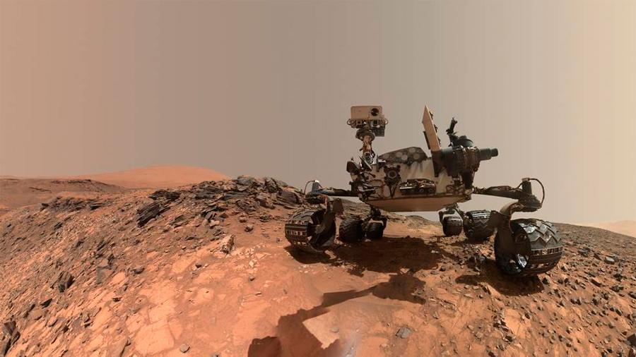 """La NASA anuncia el hallazgo de """"moléculas orgánicas"""" en Marte"""
