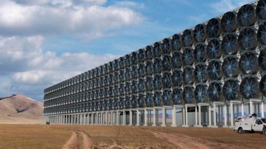 Ingenieros canadienses conciben modo de succionar CO2 del aire y obtener combustible