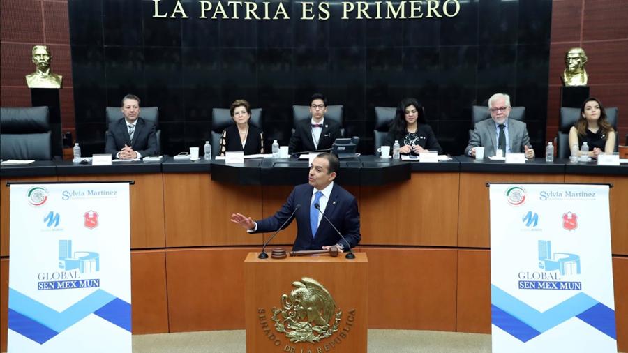 En del debate y defensa de las ideas es necesario actuar con honestidad intelectual: Ernesto Cordero