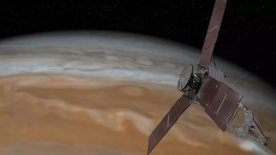 Juno resuelve el misterio de los relámpagos de Júpiter