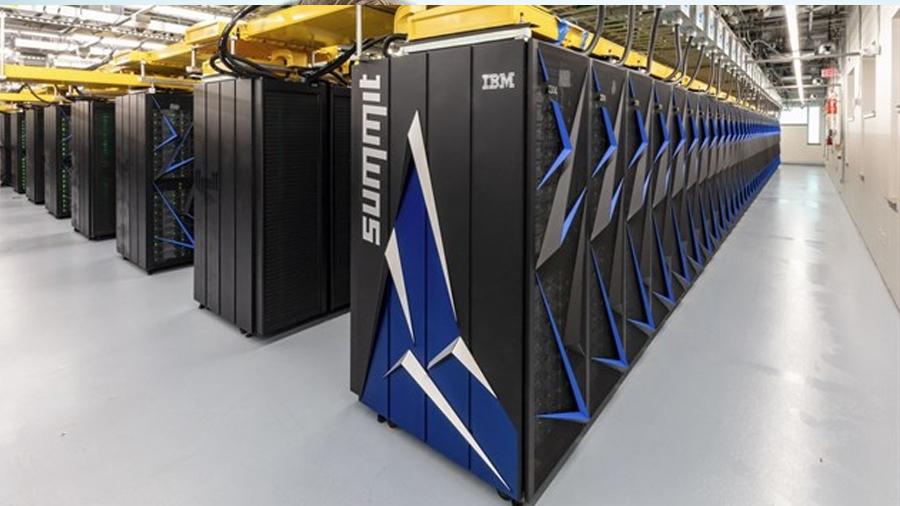 Crea EU la supercomputadora científica más poderosa del mundo: 200 mil billones de cálculos por segundo