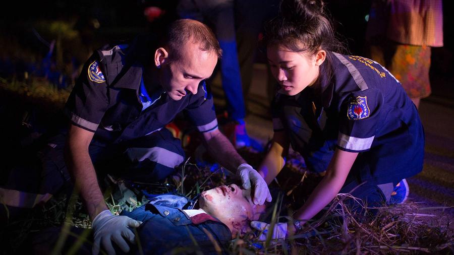 """Desarrollan """"sangre sintética"""" que puede mantener viva a la víctima de un accidente durante 48 horas"""
