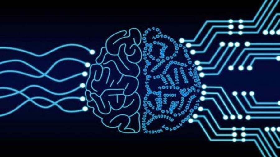 Señales de radio más red neuronal, igual a visión a través de paredes