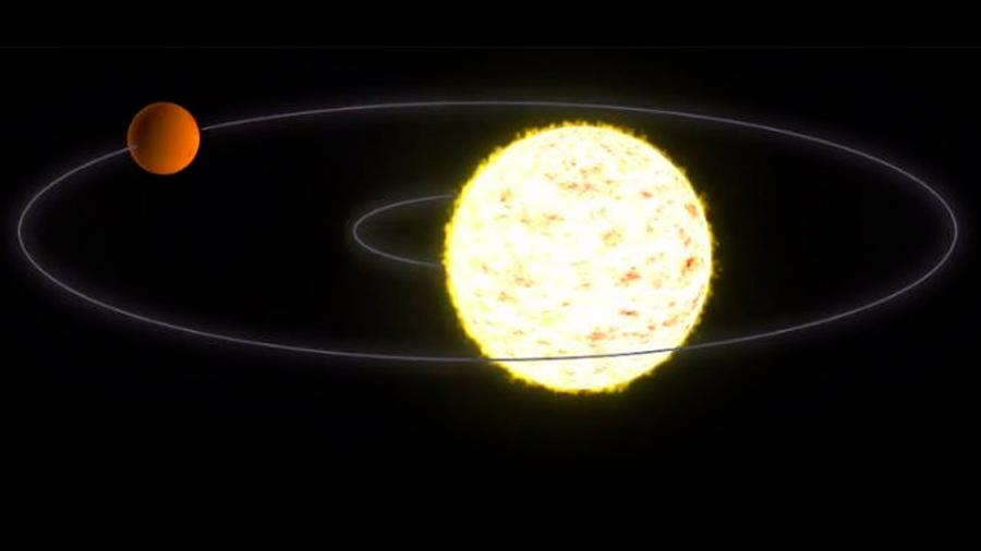 Un nuevo sistema estelar se postula como el favorito con tres exoplanetas similares a la Tierra