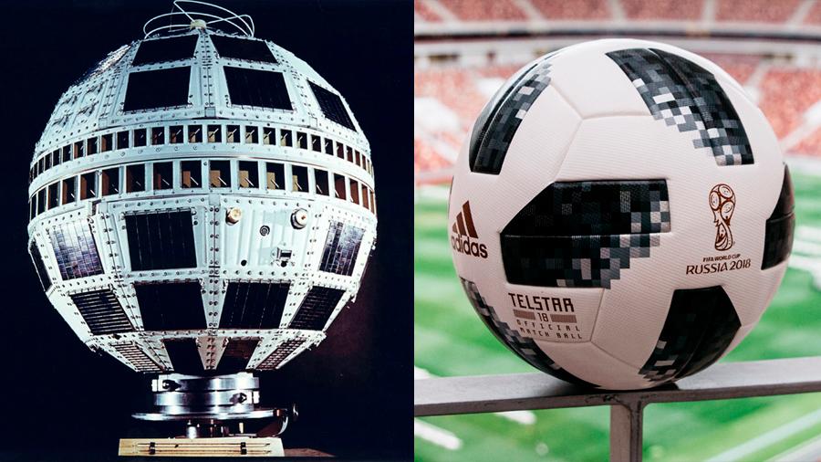 Los secretos de 'Telstar 18', el balón espacial con el que se juega el Mundial de Rusia