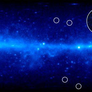 Las partículas de la materia oscura tienen una masa mayor de lo creído