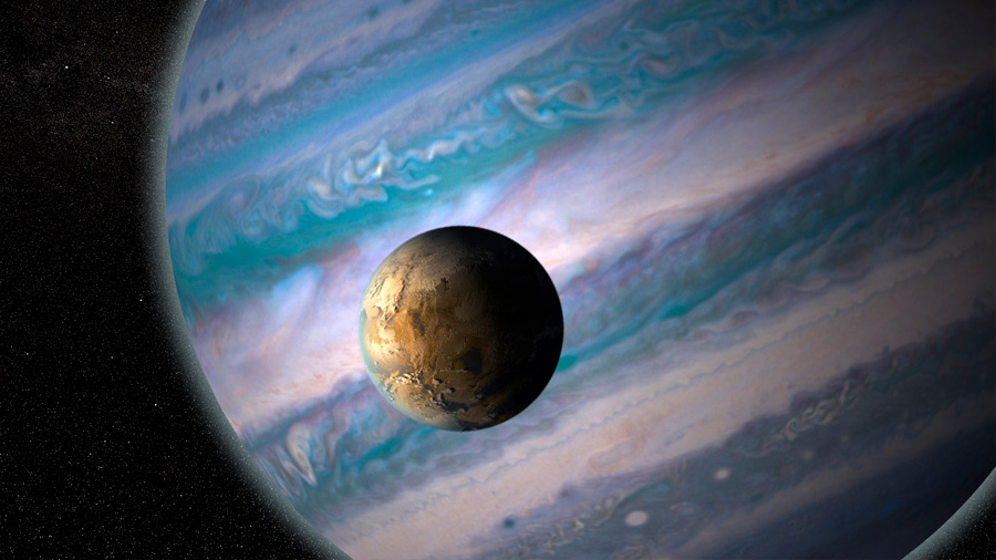 Descubren 121 exoplanetas gigantes en zonas habitables
