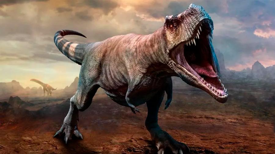 El feroz T. Rex no era capaz de sacar la lengua