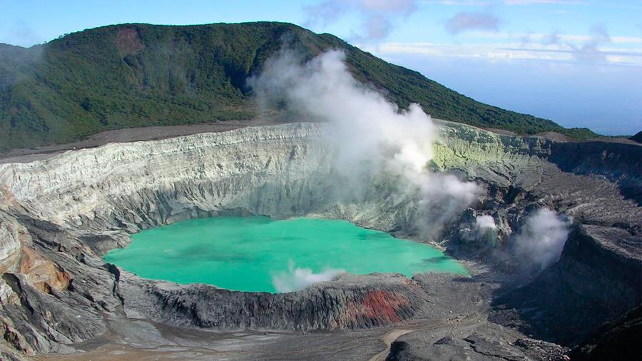 Un lago 'de otro mundo' en Costa Rica apoya que Marte tuvo vida