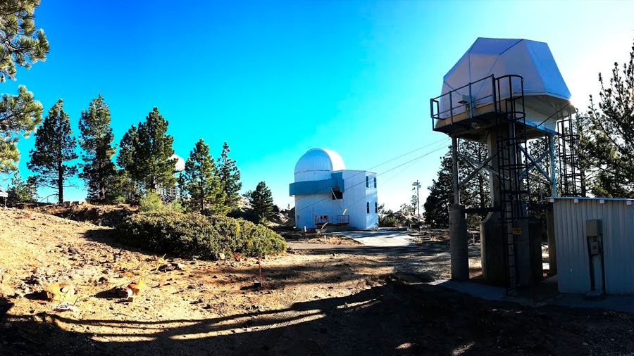 El proyecto mexicano SAINT-EX buscará exoplanetas en otras galaxias