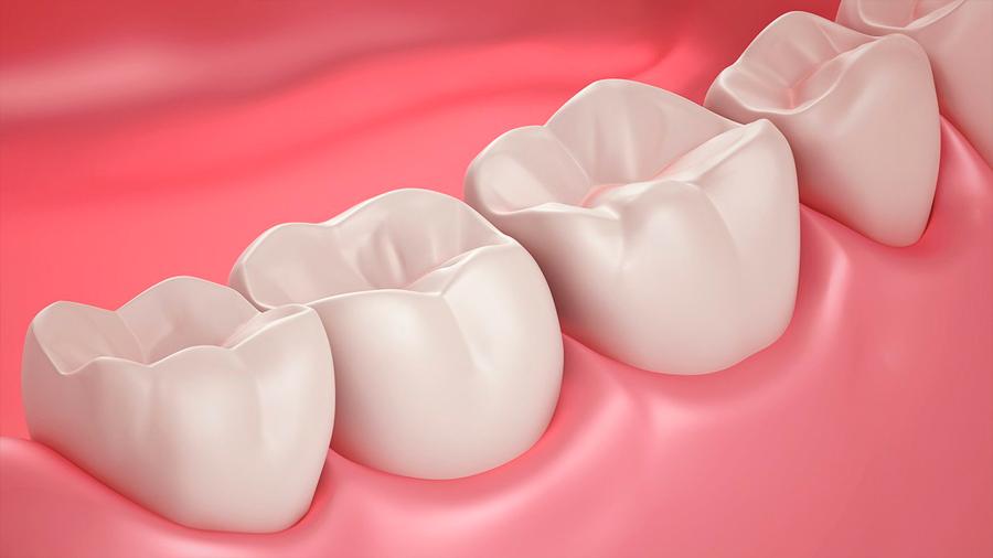 Un método crea materiales que regeneran el esmalte dental o el hueso