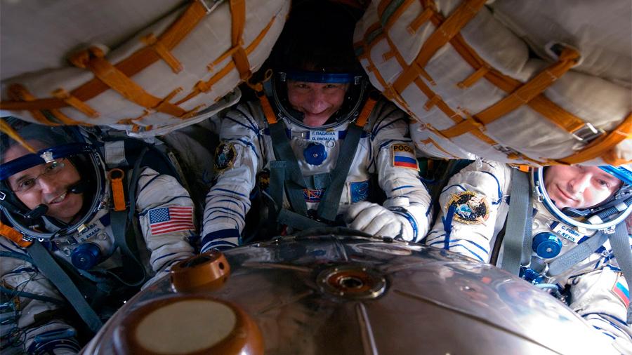 Así es la experiencia de alcanzar el espacio en una nave Soyuz