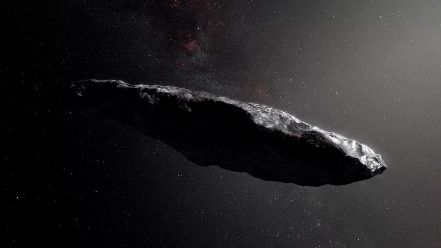 El nómada interestelar `Oumuamua es otra vez un cometa