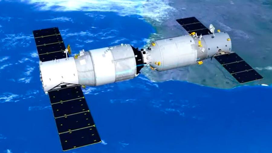 Abajo las alarmas: El segundo laboratorio espacial chino sigue en órbita y no caerá a la Tierra