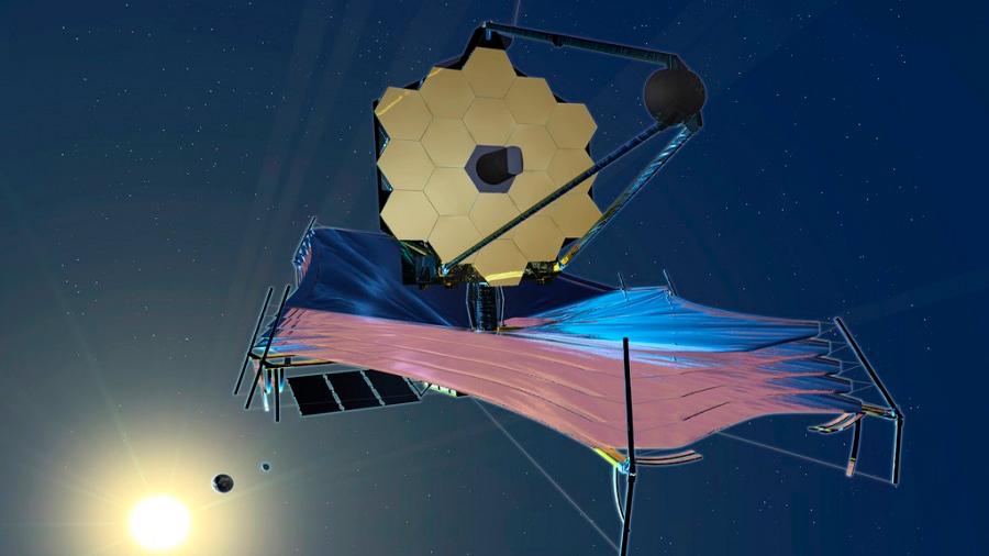 Errores humanos retrasan a 2021 el lanzamiento del telescopio James Webb