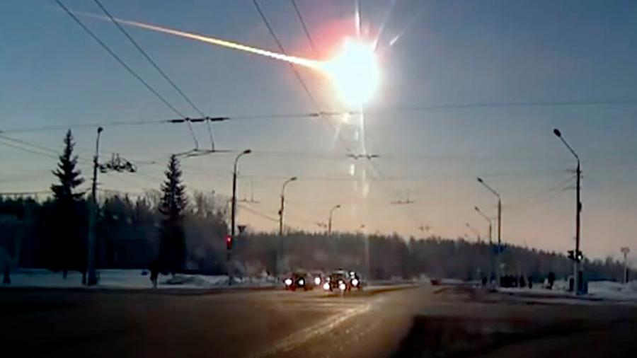 Un meteoroide explota sobre Rusia sin previo aviso