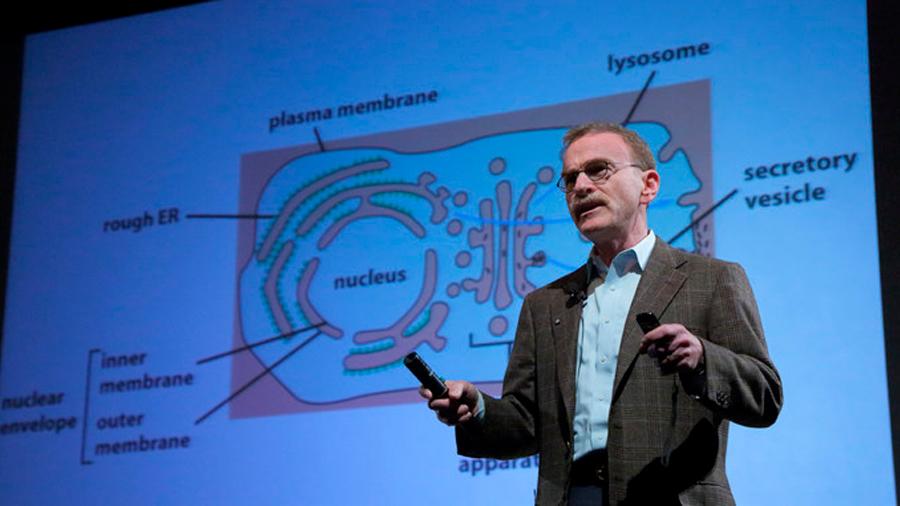 """""""Los factores de impacto de las revistas científicas son fake news"""": Randy Schekman, Nobel de Medicina 2013"""