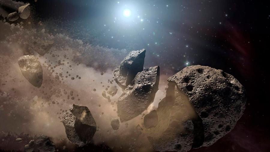 Científicos y empresas investigan cómo explotar y colonizar asteroides
