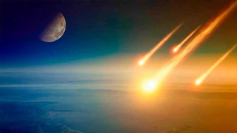 Los asteroides que chocaron contra la Tierra venían de un mismo sitio, de un puñado de planetas