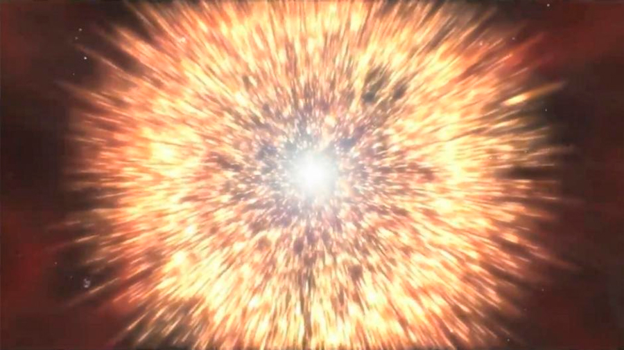Detectan una explosión cien veces más brillante que una supernova, lo nunca observado
