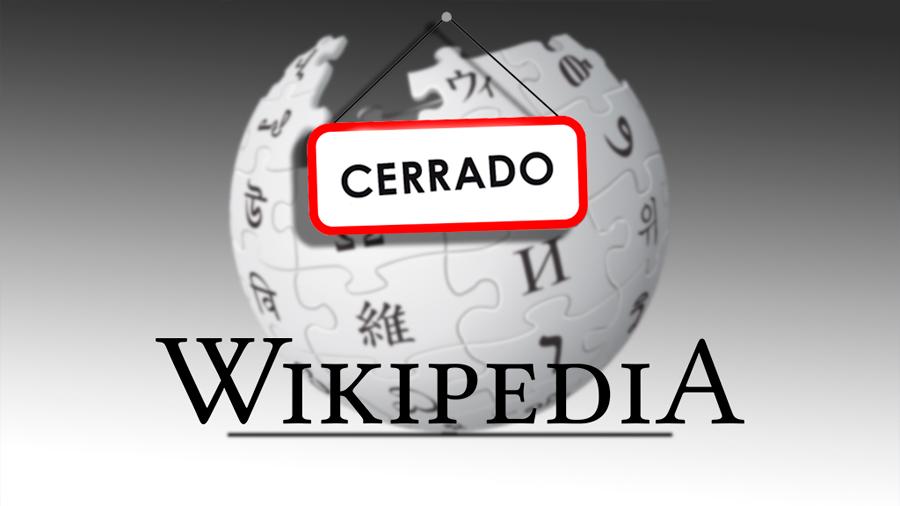"""Wikipedia se """"apagó"""" por 36 horas en protesta a las nuevas normativas europeas"""