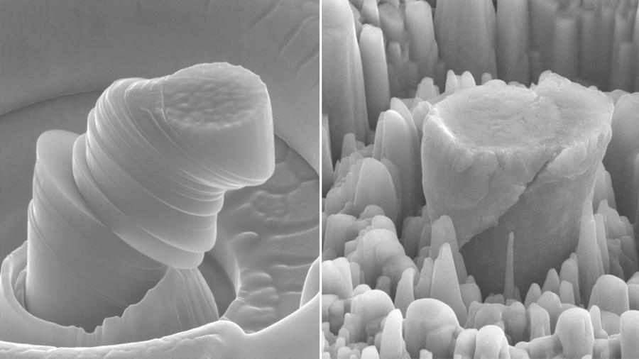 Obtienen investigadores nuevo metal excepcionalmente fuerte y liviano, cuya robustez asombra